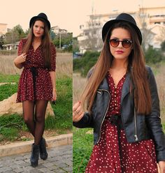 Hearts (by Vanessa Santos) http://lookbook.nu/look/2761833-hearts