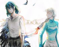 Howl And Sophie Fanart by MaikohSakura on deviantART