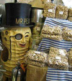 mr  peanut  lamp | mr.peanut