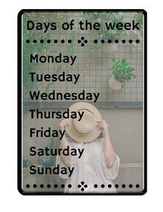 Days of the week - Seated in the sunLearn the days of the week in English.Learn how to spell the days of the week in English. Blue Butterfly, Teacher Newsletter, Teacher Pay Teachers, Spelling, Worksheets, Teaching Ideas, English, Sun, English English