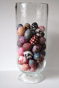 Silk Dyed Easter Egg Kit - Etsy.
