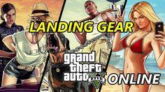 GTAV Online Missions PS4 (Landing Gear) #3