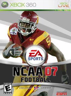 Football Video Games, Reggie Bush, Time Games, Madden Nfl, Usc Trojans, Ea Sports, Xbox Live, Running Back, Xbox 360