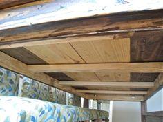 Making A Farmhouse Table – Guest Blogger! » Apartment Living Blog » ForRent.com : Apartment Living