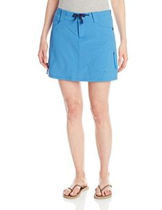 Outdoor Research Womens Ferrosi Skort 4 Cornflower >>> Read more reviews of the product by visiting the link on the image. (This is an affiliate link)