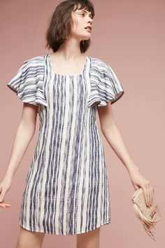 Shop the Jovanie Ruffled-Sleeve Tunic Dress and more Anthropologie at Anthropologie today. Read customer reviews, discover product details and more.