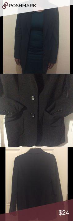 Body by Victoria's Secret NWOT. Never worn. Fits like a lab coat. PINK Victoria's Secret Jackets & Coats Blazers