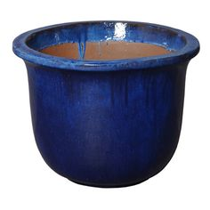 Round Pot Planter | Wayfair