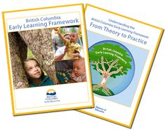 BC Early Learning Framework and From Theory to Practice - PDF files available on-line, Learn about pedagogical documentation