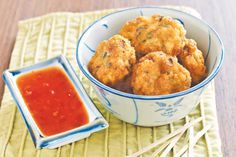 Serve these delicious fish cakes at your next dinner party. See notes section for Low FODMAP diet tip.