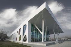 Bahadir Kul Architects - Project - Kayseri Ice Ring