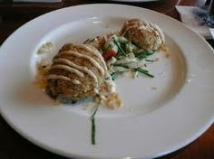 Crab Cakes with Cajun Aioli - Cap'n Jacks (Downtown Disney)