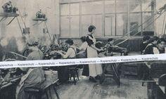 Königsberg in Preußen - Königliche Bernsteinwerke - Bernstein um 1915   H 22-10