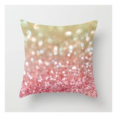 Champagne Tango Throw Pillow ($20) ❤ liked on Polyvore featuring home, home decor, throw pillows and abstract throw pillows