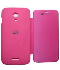 Loved it: Aara Pink Preimum Flip Case Cover For Micromax Canvas 2.2 A114, http://www.snapdeal.com/product/aara-pink-preimum-flip-case/331410052