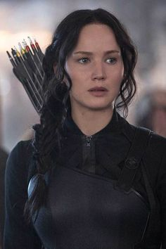 "7 Celebs Channeling ""The Hunger Games"" With Fishtail Braids"