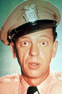 I would have licked Don Knots face AND Barney Fife's face.