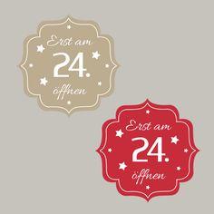 24., Heiligabend, Weihnachten, xmas, nicht öffnen, Geschenk, Stampin´Up! Stempeln, Craft, basteln, stampin https://www.facebook.com/Colorspell