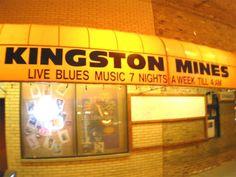 Kingston Mines, Chicago