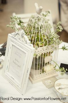 Vintage wedding flowers {Passion for Flowers at The Vintage Chic Wedding Fair}