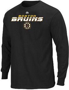 Majestic Boston Bruins Big   Tall Thread Long Sleeve T-Shirt - Shop.Canada. NHL.com 63d46e2ef