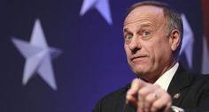 Iowa Rep. Steve King, one of the GOP's most divisive figures on immigration, is approaching a moment of maximum impact. And Republicans looking to improve the party's standing with Latinos are nervous about what that could mean. Throughout next year, Republican hopefuls will face a litmus test: seek approval from King, who represents a...