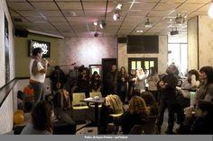 Cuentacuarenta- Rondas de Cuentos- Actuación de Isabel Benito en Babel- 02/03/2013