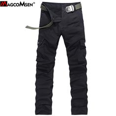 Find More Cargo Pants Information about MAGCOMSEN Cargo Pants Men Autumn Military Style Men's Tactical Pants Loose Multi Pockets Casual Long Pants Trousers AG BDC 014,High Quality trousers grey,China trousers leggings Suppliers, Cheap trousers pants from MAGCOMSEN Official Store on Aliexpress.com