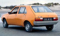 Renault 14 la poire !
