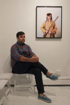 REAL vs. ROLE three contemporary art photographers - // STUDIO VISIT //