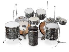 I remember this pic from the old Ludwig Drum catalog I used to send away for. Throne was a hardware case.