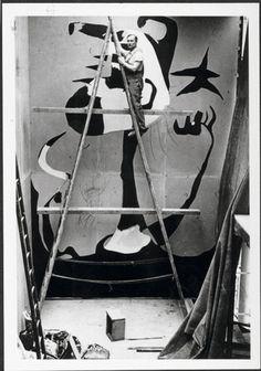 joan miro 1           A hymn of freedom                  Joan Miró I                By Beatriu Meritxell          1 May 2011