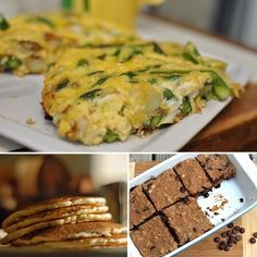 Healthy Make-Ahead Breakfast Ideas by mariana