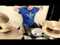 "Social Talent Contest | ""Walking On The Moon"" - Sting & The Police (Matteo Zema - Drum Cover)"