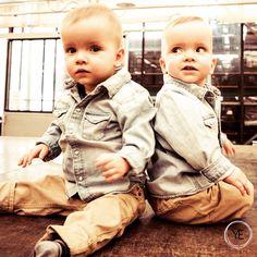 TWINS * BROTHERS * BABYBORREL