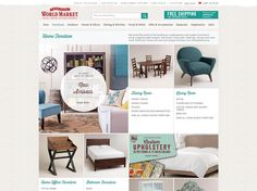 worldmarket.com category page