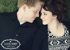 Mr. & Mrs. Ford at #clazelweddings. @luckybirdphoto