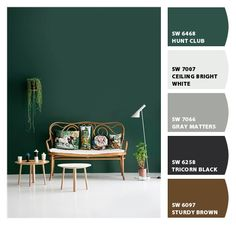 Image result for sherwin williams hunt club