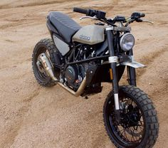 Big thanks to @bikeexif for selecting the @droogmotoconcepts KTM Duke #scrambler as a Custom of the Week!