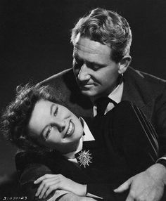 Net Photo: Katharine Hepburn and Spencer Tracy: Image ID: . Pic of Katharine Hepburn and Spencer Tracy - Latest Katharine Hepburn and Spencer Tracy Image. Hollywood Couples, Hollywood Actor, Golden Age Of Hollywood, Celebrity Couples, Hollywood Stars, Classic Hollywood, Old Hollywood, Classic Actresses, Classic Films