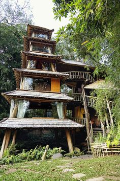 Bambu Indah is a love-at-first-sight kind of boutique hotel in Ubud, Bali,  luxury hotels, expensive hotels, travel