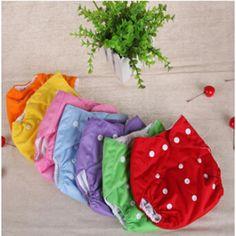 Pañales para bebés Lavables Reutilizables Pañales Rejilla/de Algodón Pantalón de Entrenamiento Pañal de Tela Pañales de Bebé Invierno Versión de Verano