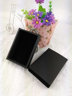 Black Color Gift box Retail Paper Drawer Box Gift Bank Packaging Cardboard Boxes 24PCS Box with free High grade black velvet-in Jewelry Packaging & Display from Jewelry & Accessories on Aliexpress.com | Alibaba Group