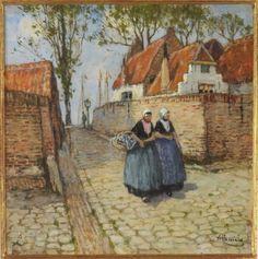 Henri Cassiers (1848-1944), `Veere`