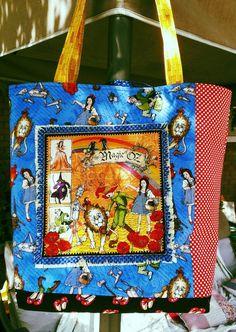 The magic of Oz bag