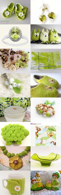 ENJOY SWEET SPRING by Vickie Wade on Etsy--Pinned with TreasuryPin.com