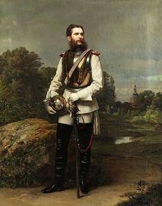 1867 KRONPRINZ FRIEDRICH WILHELM III HOHENZOLLERN VON PREUSSEN