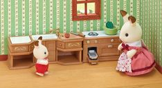 Buy Sylvanian Families: Kitchen Stove, Sink & Counter Top at Mighty Ape NZ. Sylvanian Families: Kitchen Stove, Sink & Counter Top Update any Sylvanian Kitchen with the latest changeable set of homeware! Kitchen Cookware Sets, Kitchen Stove, Kitchen Sets, Kitchen Rug, Kitchen Furniture, Kitchen Decor, Sylvanian Families, Kids Bedroom Sets, Family Set