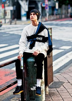 Inventory Magazine - Inventory Updates - Beams FW14: Walk or Stop Editorial