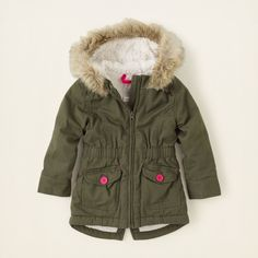 Parka from the children's place